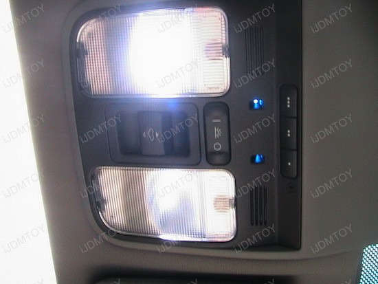 Acura - TL - LED - Interior - Lights - 3